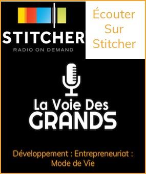 Stitcher- La Voie des Grands