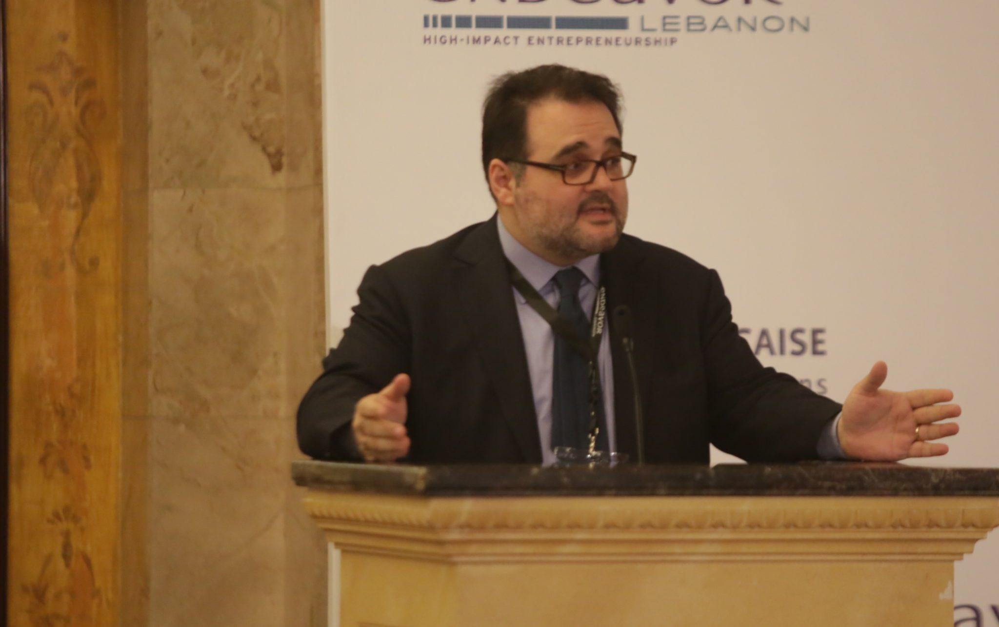 Ep 019: La Guerre m'a Appris Des Valeurs De Partage, Avec Tarek Sadi