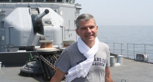 Ep 027 : La Vie de Grand Reporter, Avec Emmanuel Razavi