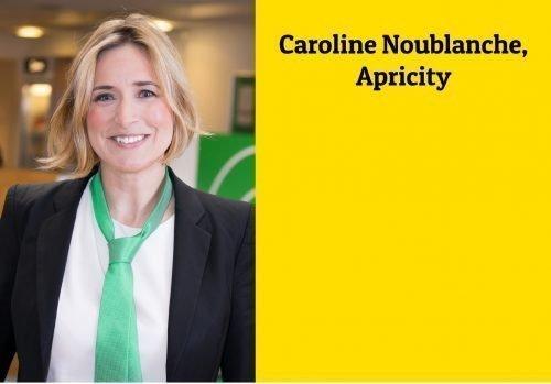 Viser l'international dès le départ avec Caroline Noublanche